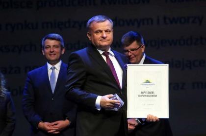 JMP Flowers - TOP Pracodawcą Roku Polski Wschodniej 2017